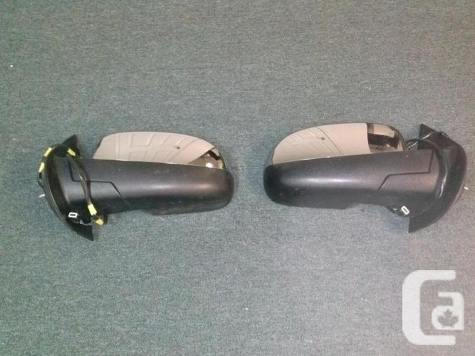 Mirrors for GMC & Chevy Truck