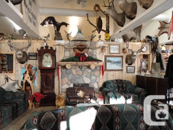 Montana West Antique Mall Open House