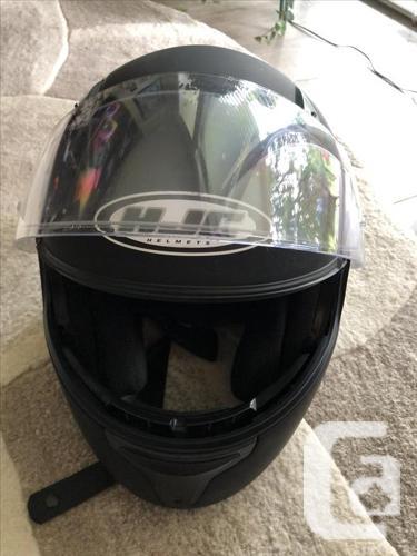 Motorcycle Helmet - HJC CL-Max II - face shield - sun