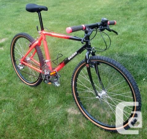 mountain bike steve zonda 285