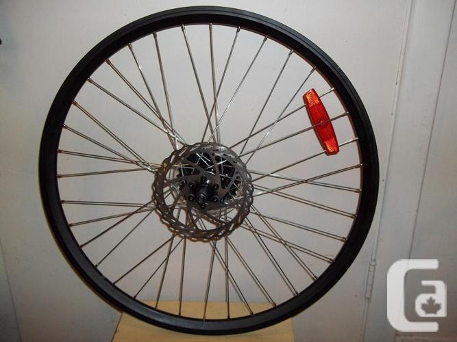 "Mountain Bike Wheels Dark 26"" X-1"" Double-Wall"