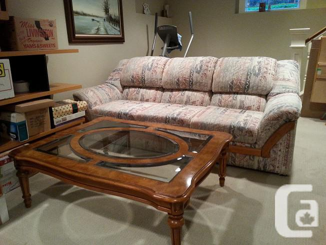 Move to Condo Must Sell Antique Hardwood Coffee