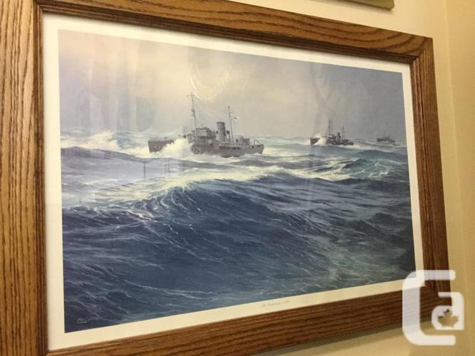 Naval prints
