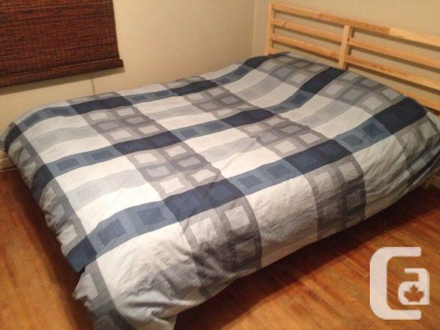 Chemicals Free Foam Bed Queen Size