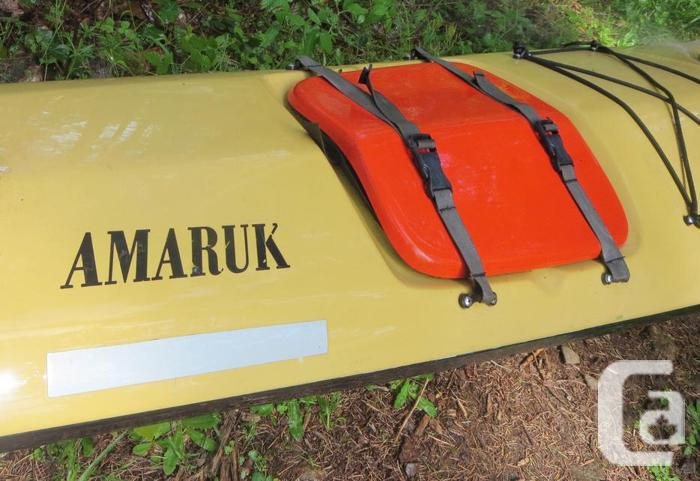 Necky Amaruk Tandem Fibreglass Kayak in Nanaimo, British Columbia for sale