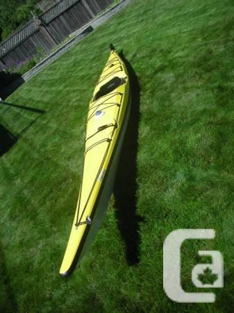Necky Kayak Fiberglass - $1200 in Gibsons, British Columbia for sale