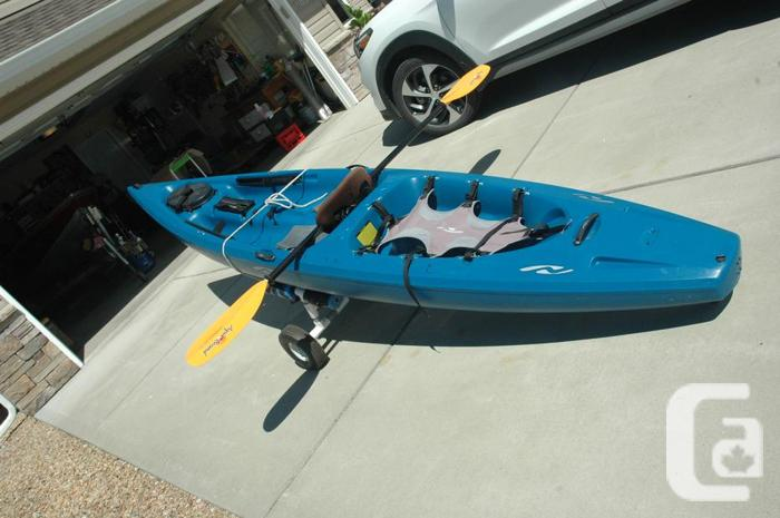 Necky Vector 13 for sale in Vernon, British Columbia Classifieds