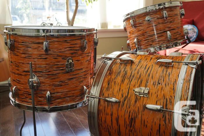 Nesting Drum Kit