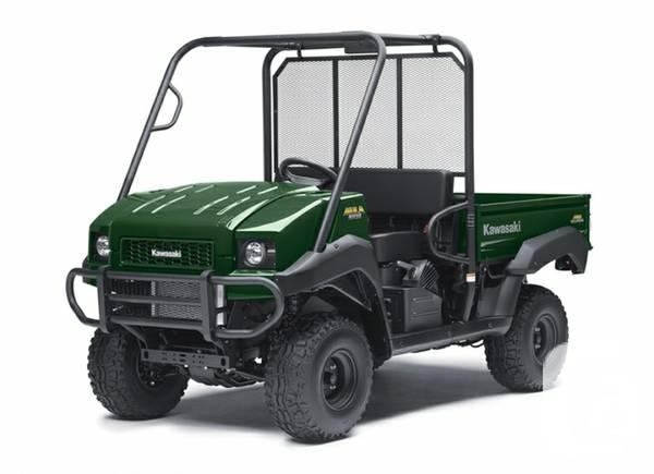 new 2014 kawasaki mule 4010 4x4 for sale in vancouver british columbia classifieds. Black Bedroom Furniture Sets. Home Design Ideas