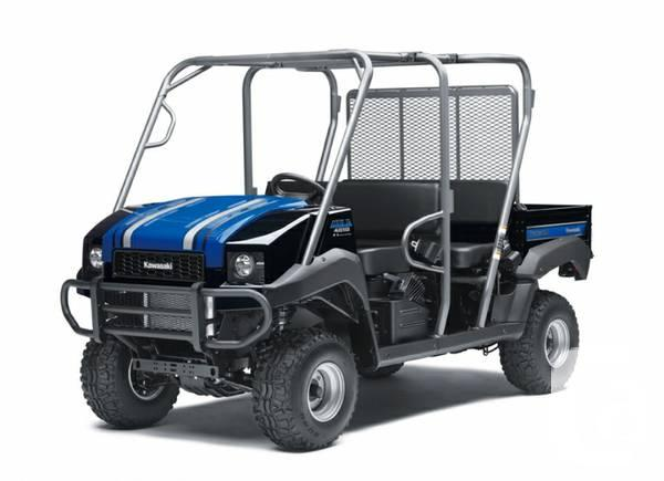 new 2014 kawasaki mule 4010 trans 4x4 se for sale in vancouver british columbia. Black Bedroom Furniture Sets. Home Design Ideas