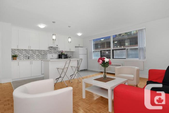 New 3BD in Annex-Yorkville! Steps to Bloor & Downtown!