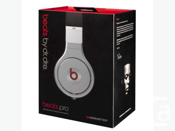 New Beats Pro High Performance Professional Headphones