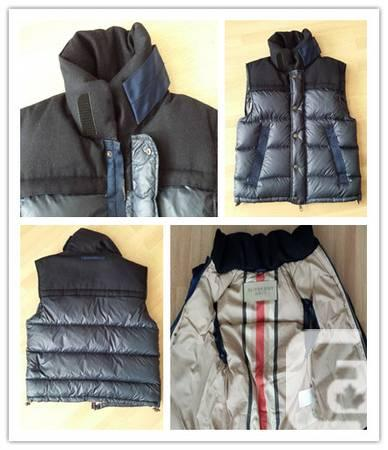 NEW Burberry Robinson Down filled Vest - $300