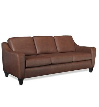 New Canadian Made 100 Top Grain Leather Furniture For