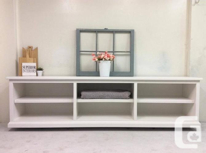 New Handcrafted Okanagan Built Cabinet
