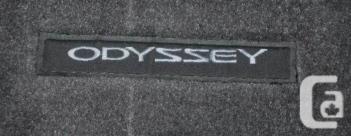 New honda odessey floor mats 1999 2004 model for sale in for Columbia flooring jobs