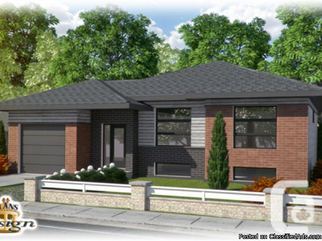 New house to be built St-Jean-sur-Richelieu