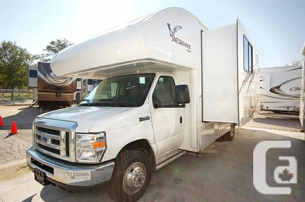 New Jayco Class C Motor Home For Sale In Regina