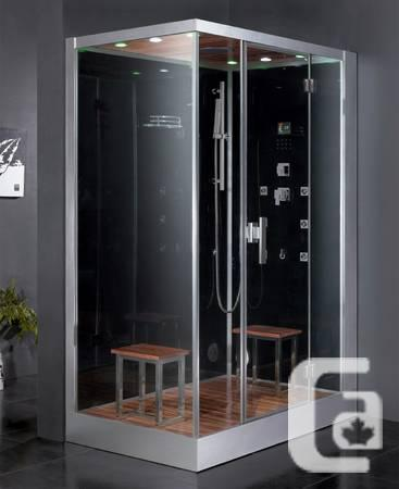 NEW LUXURY STEAM SHOWERS AND WHIRLPOOL BATHTUBS - $2500