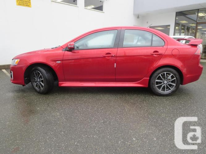 NEW MITSUBISHI LANCER SE LTD RED, BEST BACK VEHICLES