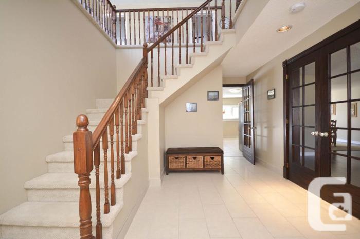 New Price! Huge Property Backing Onto NCC Greenbelt