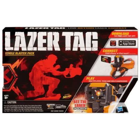 NEW SEALED Lazer Tag Single Blaster Pack - $20