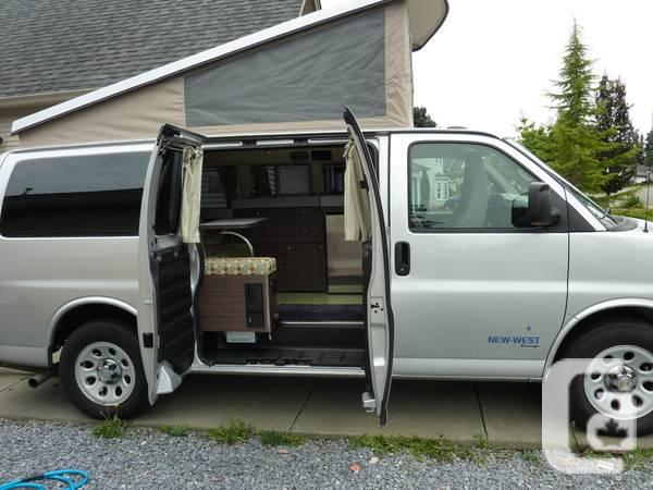 New-West 2011 Excursion Camper Van - $59000