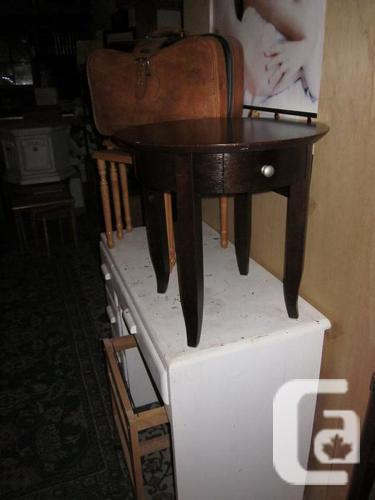 Nice looking accent table in decent condition for sale in for Nice looking tables