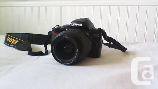 Nikon D40x, SB400 flash, 18-55mm lens, 18-105mm lens -