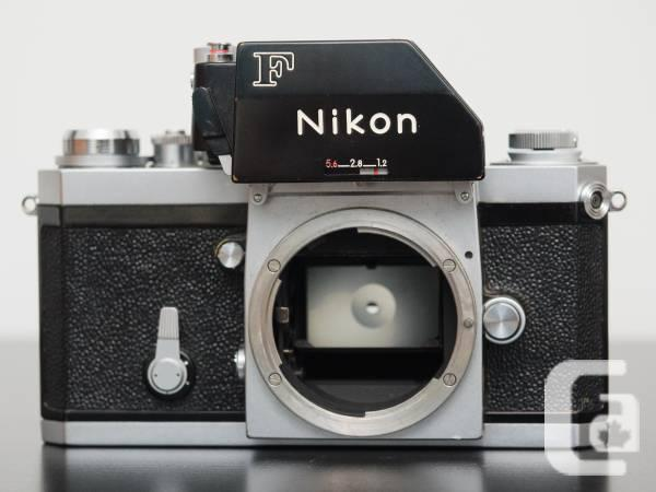 Nikon F FTn Photomic *Great Condition* - $175