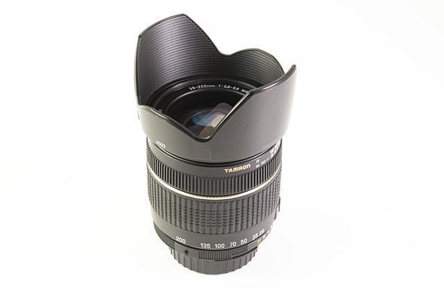Nikon Mount Tamron 28-200 3.8-5.6 AF Aspherical XR (IF)