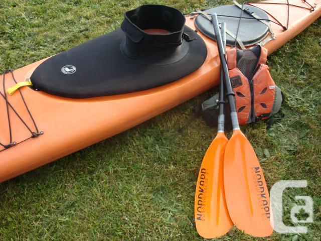 Nimbus Puffin Ocean Kayak in Bowen Island, British Columbia for sale
