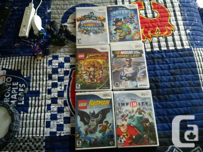 Nintendo Wii Game Console and more  Watch|Share