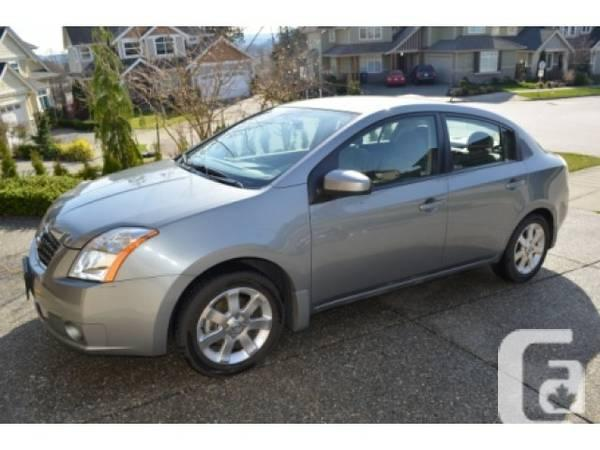 nissan sentra 2008 for sale for sale in toronto ontario classifieds. Black Bedroom Furniture Sets. Home Design Ideas