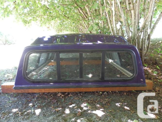 Nissan Truck Canopy For Sale In Cassidy British Columbia Classifieds