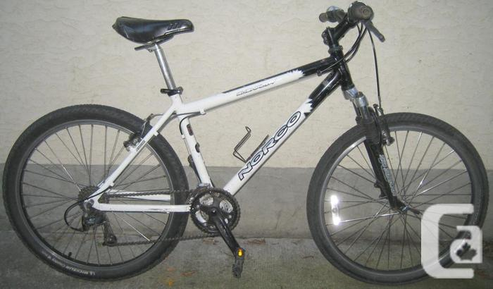 Norco - Pilot with metal body bumps and 26 ' ;