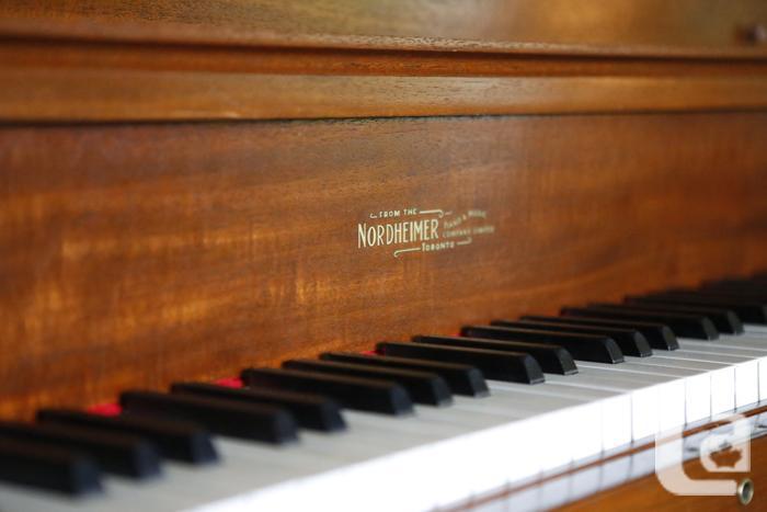 Nordheimer Grand Piano