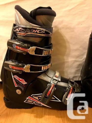 Nordica Ski Boots Size 9.5 270-275