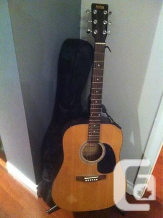 Nova Accoustic Guitar - $100
