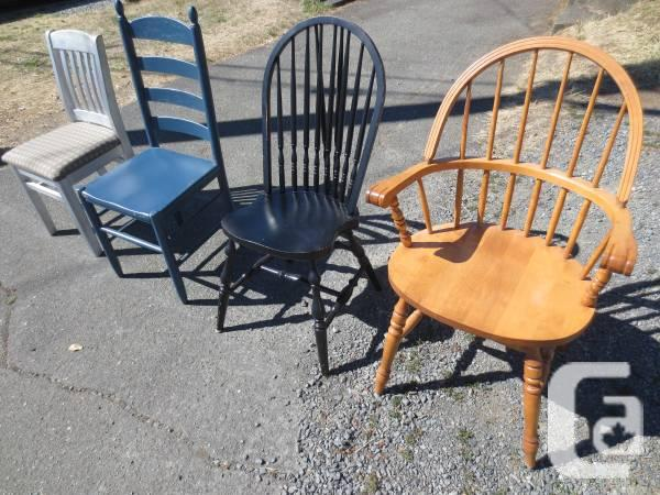 Numerous Dining Area Seats For Sale In Victoria British