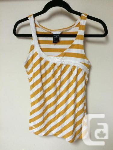 Oakley Striped Tank Top Shirt - Women's XS - $15