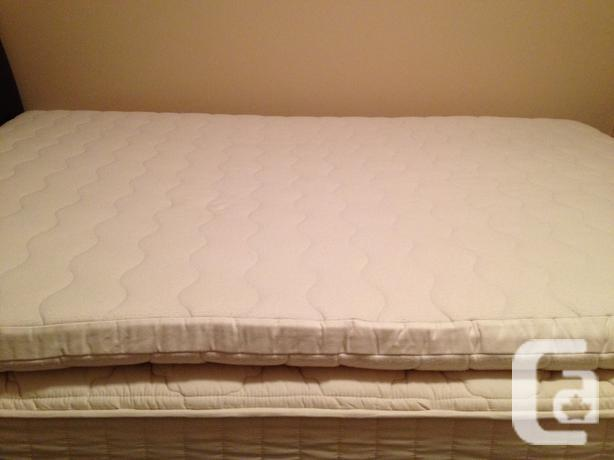 watch bf8aa 7a905 OBASAN Organic Mattress Set - LIKE NEW! for sale in ...