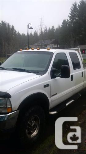 obo 2003 f350 Lariat Automatic Trans trade for Manual