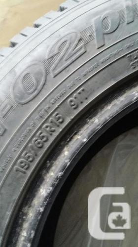 OBO Honda Civic Winter Tires