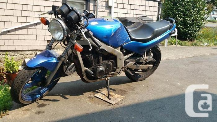 OBO - The friend you never knew you needed (Suzuki Gs500