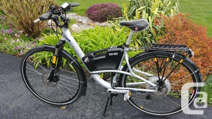 OHM Electric bike