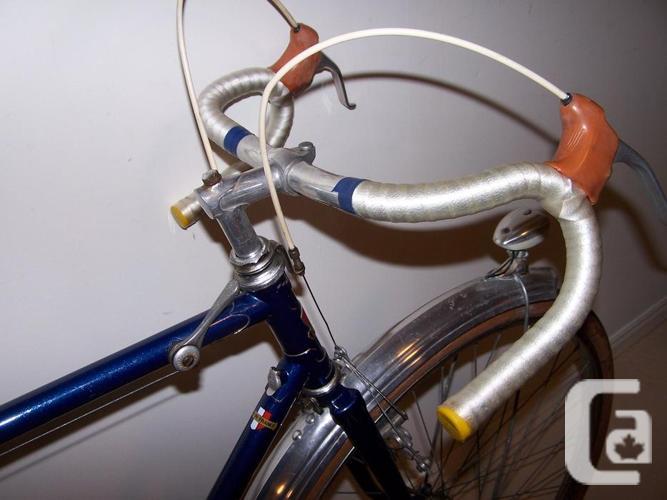 Old Blue Peugeot  -- Made in France