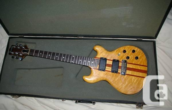 olivo 70 39 s electric guitar handmade by luthier olivo chiliquinga for sale in guelph ontario. Black Bedroom Furniture Sets. Home Design Ideas