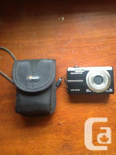 Olympus FE-370 Digital Camera