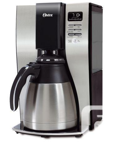 Oster 10- Cup Thermal Carafe Programmable Coffee